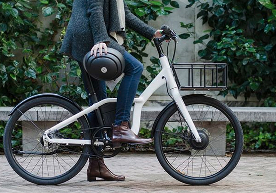 CARMELA - THE SMARTEST AND LIGHTEST URBAN E-BIKE