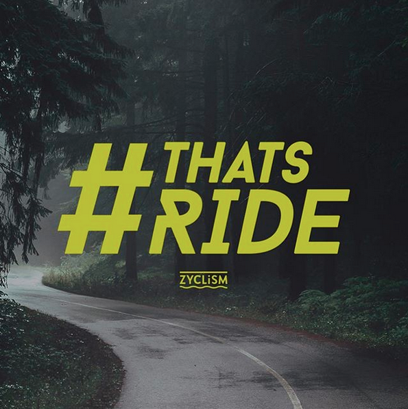 ZYCLISM - THAT'S RIDE