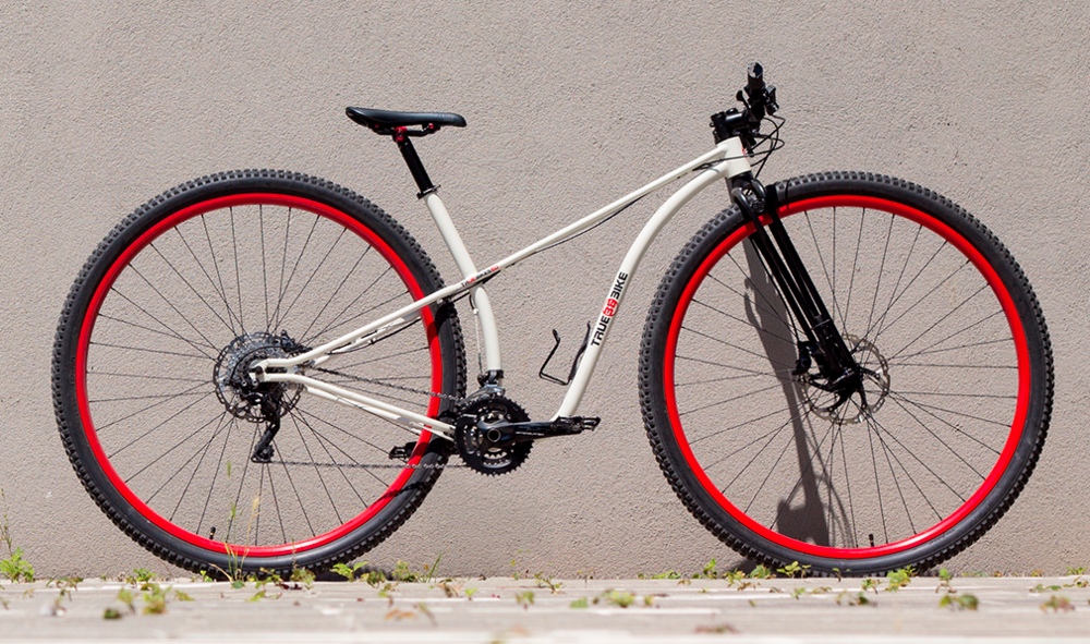 TRUEBIKE - THE TRUE 36-INCH-WHEEL-BESPOKE-BICYCLE