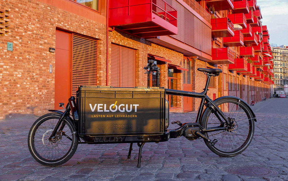 VELOGUT - FINE CARGO BIKES FOR THE CITY