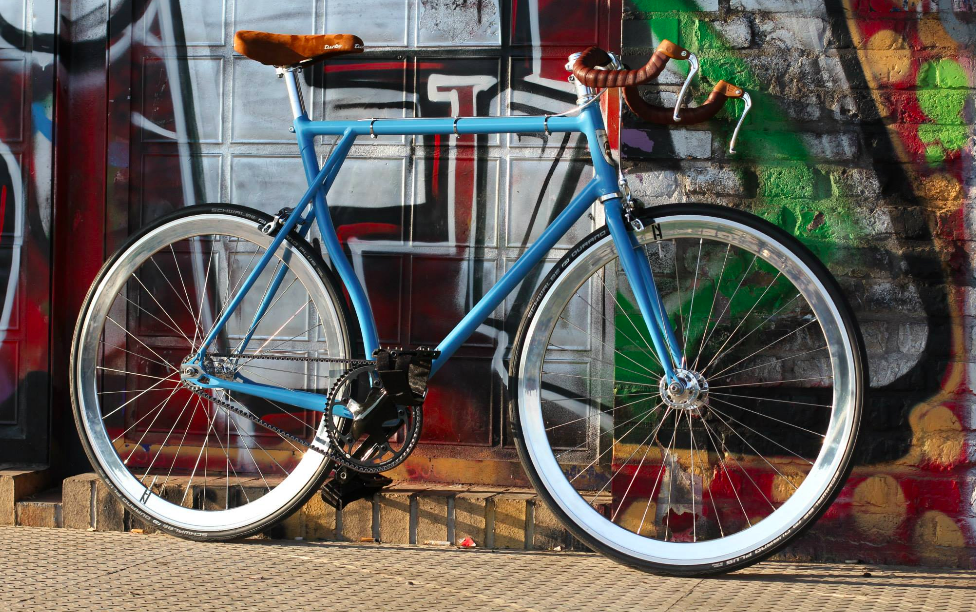 MONTEVERDE - HANDMADE BICYCLES FROM BERLIN