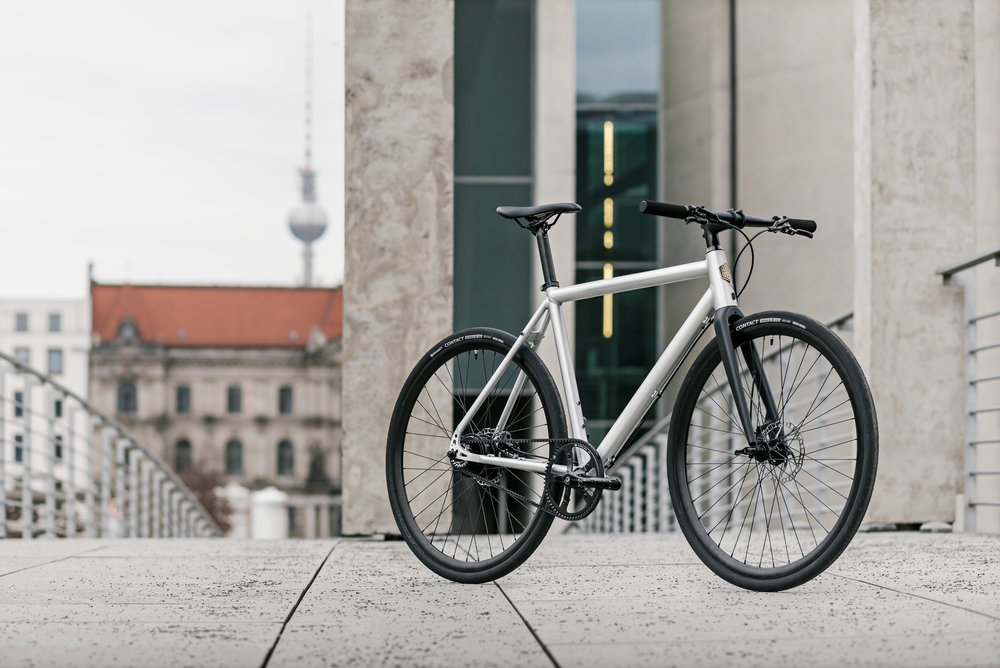 AMPLER - SMART ELECTRIC BIKES
