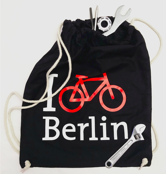 I BIKE BERLIN - CYCLING APPAREL