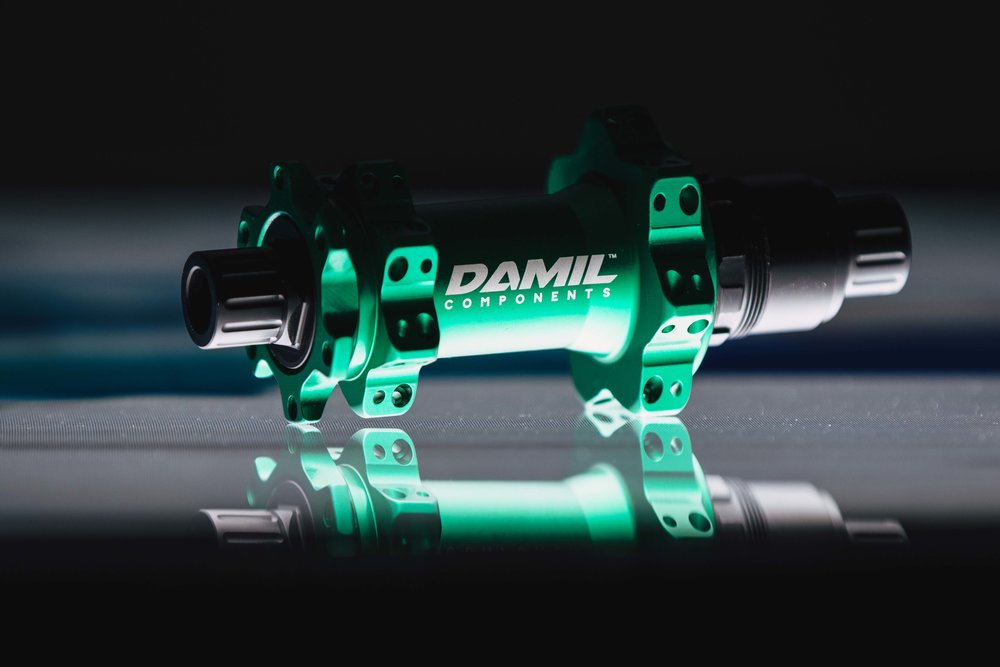 DAMIL COMPONENTS - BIKE HUBS & HAND-ASSAMBLED WHEELS