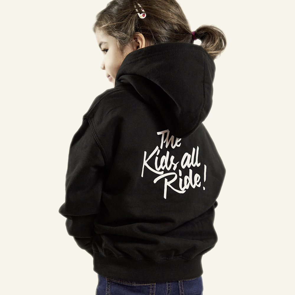 AURORA - THE KIDS ALL RIDE HOODIE MINI