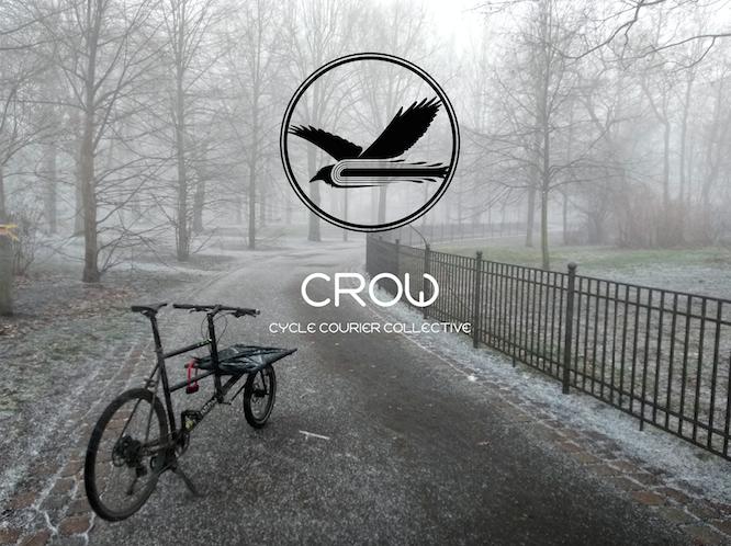 CROW CYCLE COURIER COLLECTIVE - Agentur für nachhaltige urbane Logistik