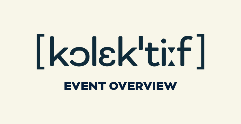 Click the image to see the event overview of kolektif berlin.