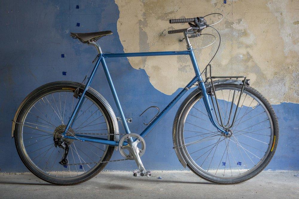 HINOKI CYCLES - Maßgefertigte Fahrräder für Stadt und Land