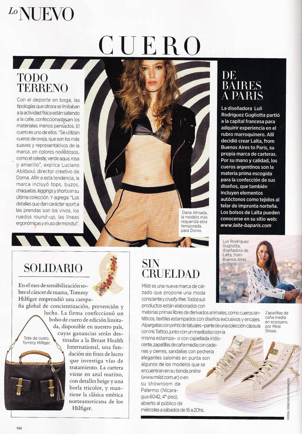 Harper's Bazaar Argentine