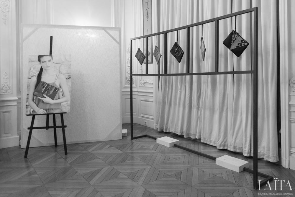 Laïta Ambassade d'Argentine à Paris