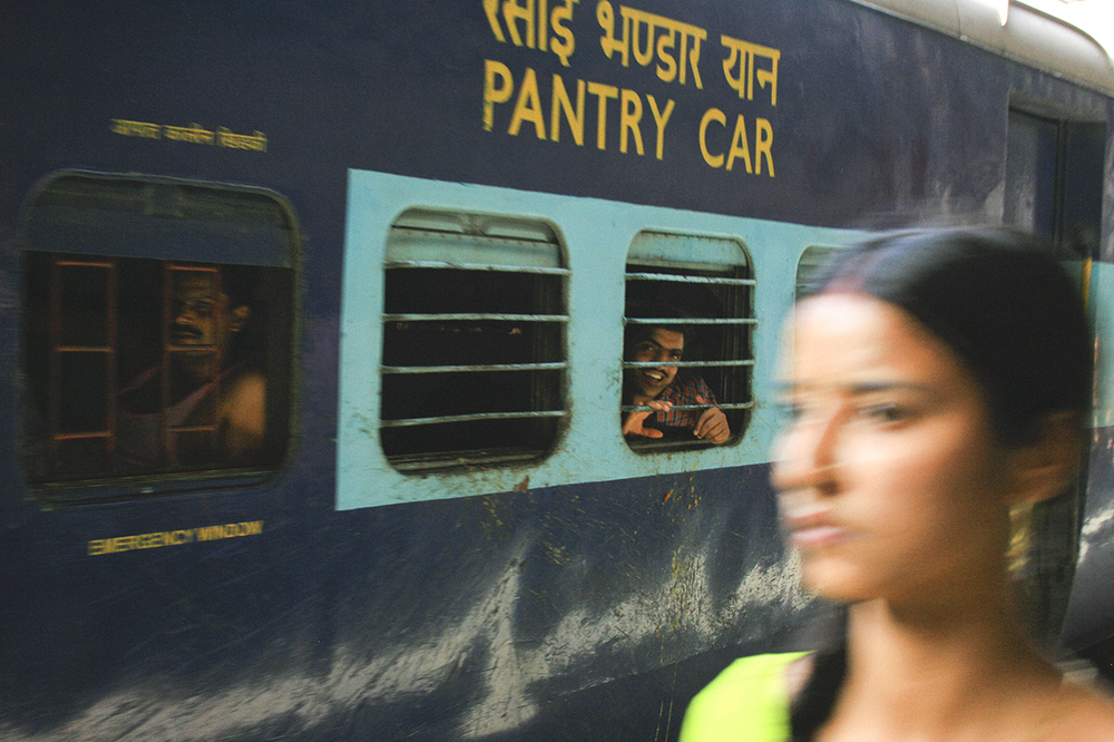 Pantry Car