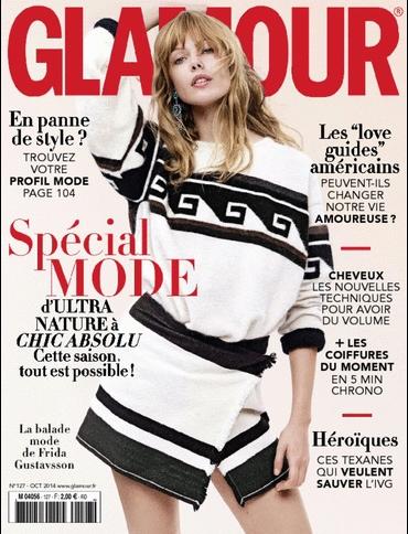 Glamour Paris (cliquer pour lire l'article)
