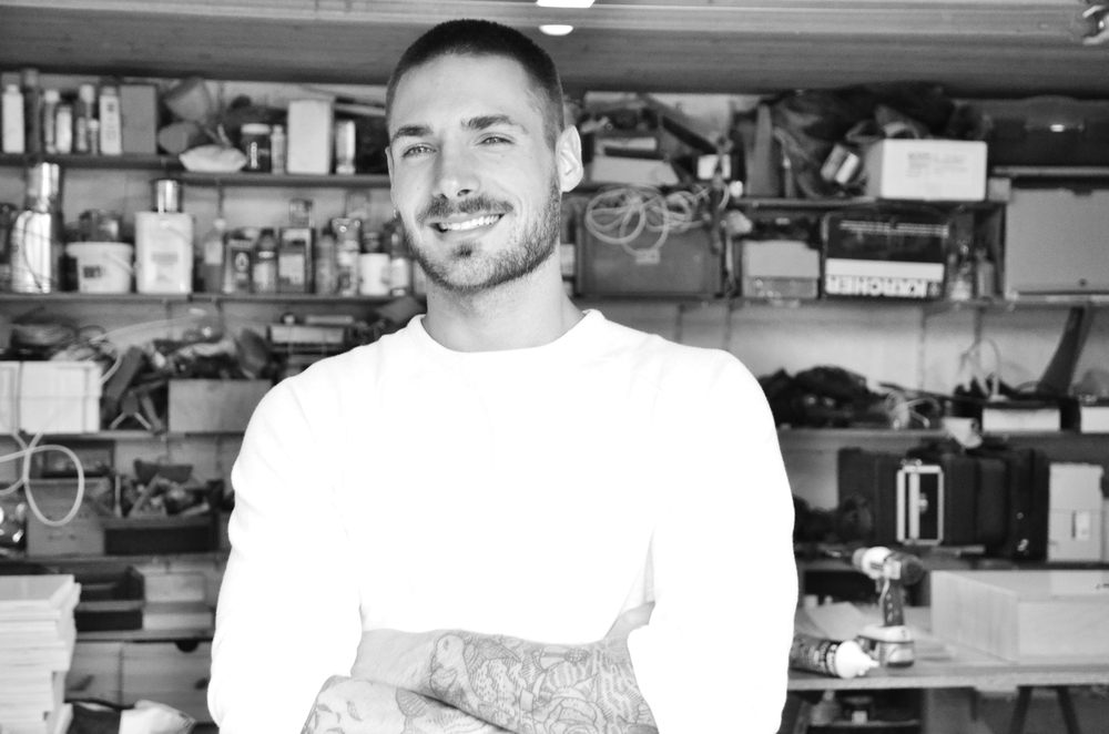 Interview de Tristan, designer