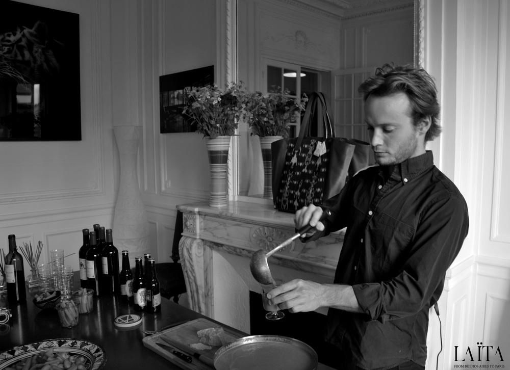 Chef: Arthur Berger