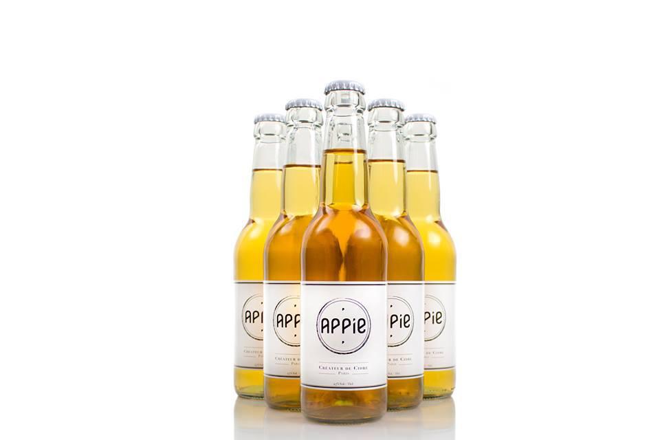 Cidre : Appie
