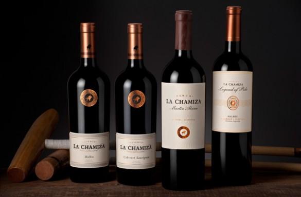 Vins Argentins : La Chamiza
