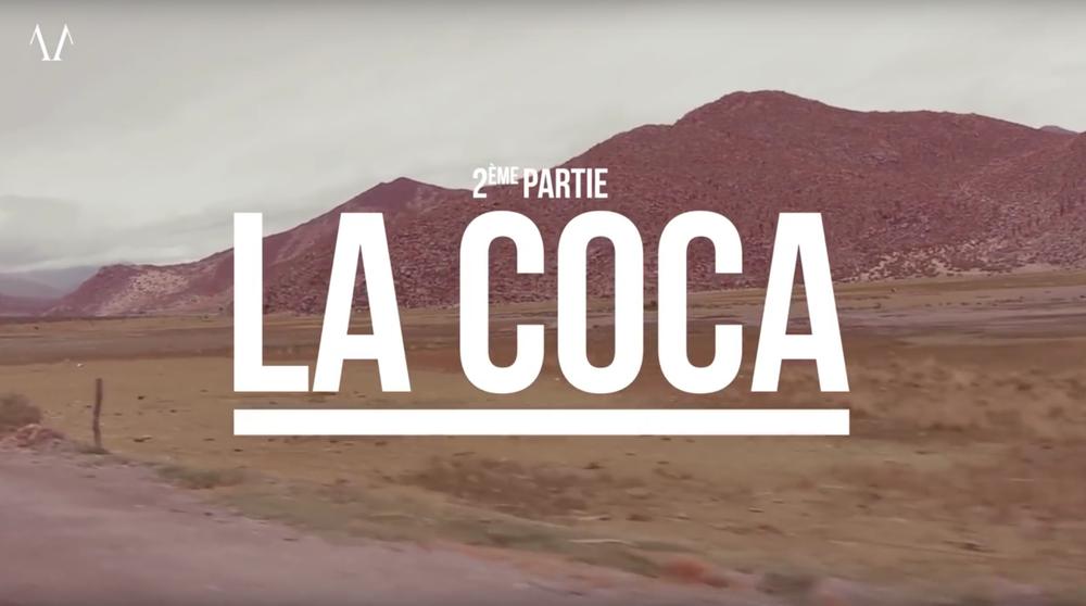 EPISODE 2- LA COCA Pour ce second épisode, LAÏTA vous emmène sur l'altiplano argentin, dans le village lunaire de San Antonio de los Cobres, à près de 4000m d'altitude. Pour la première fois du séjour, le mal de l'altitude se fait sentir... Et certaines pièces de tissus traditionnelles sont découvertes !