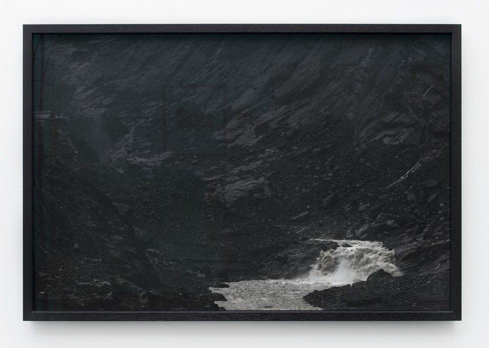 Moments of love and apathy #3, pure pigment on cotton rag, 63 x 93 cm
