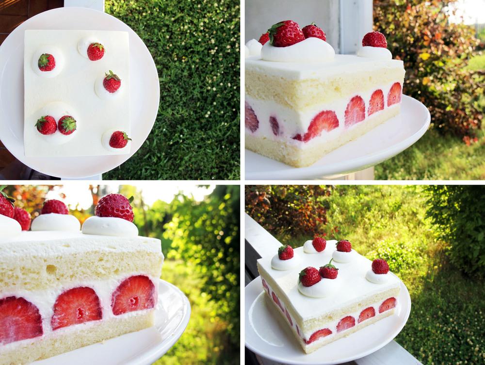 Japanese Strawberry Shortcake | Natalie Eng | Pâtisserie & Food ...