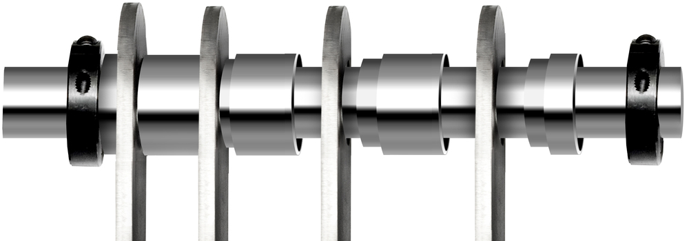 With the push for longer wear life, while eliminating hole elongation and rod grooving, Southwest Mill Supply has introduced our latest innovation. The Patented E-Stepped Spacer System, is the result of collaboration between   SMS   and our partners.