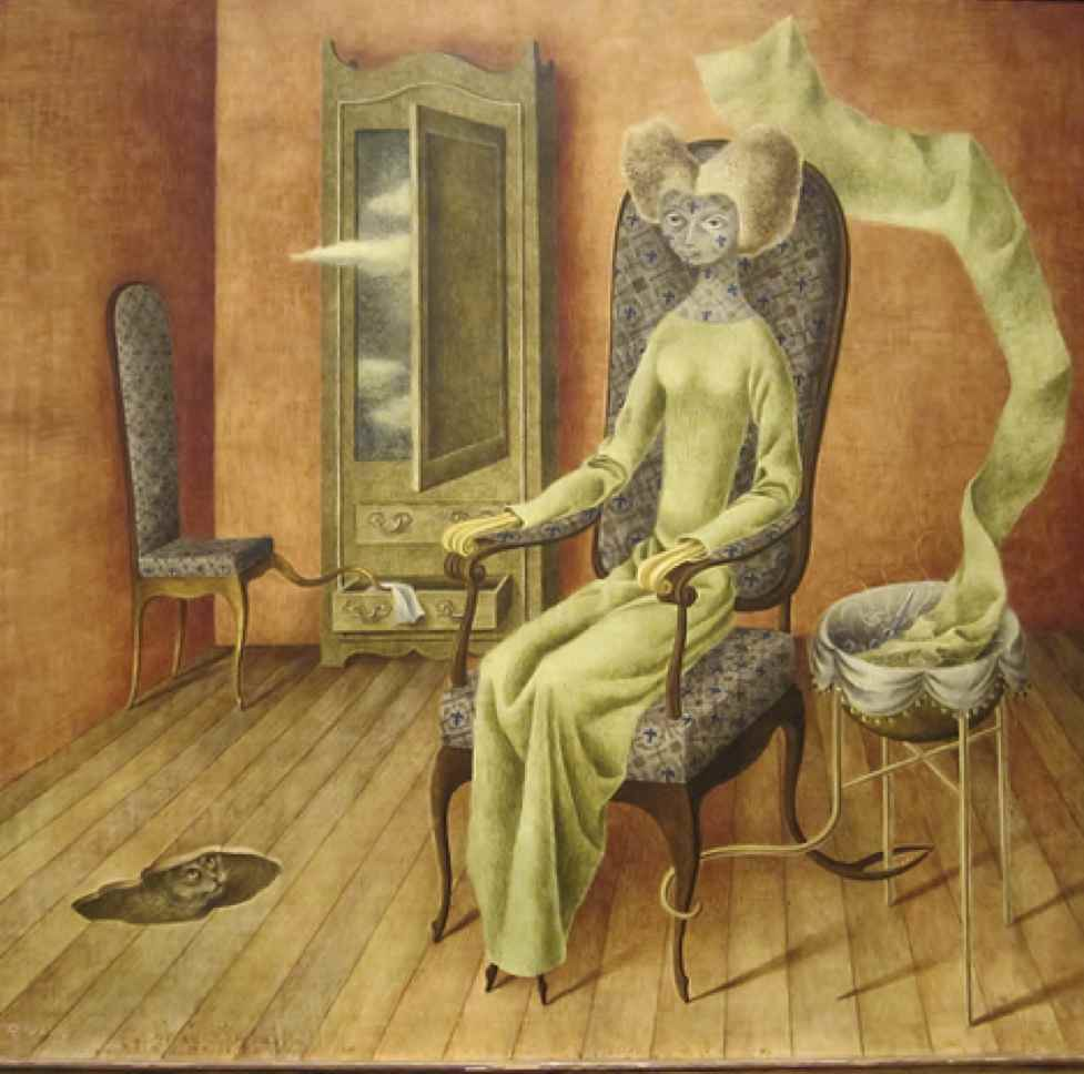 "Fig. 9: Remedios Varo,  Mimesis (Mimetismo) , 1960                                  Normal     0                     false     false     false         EN-US     JA     X-NONE                                                                                                                                                                                                                                                                                                                                                                                                                                                                                                                                                                                                                                                                                                                                /* Style Definitions */ table.MsoNormalTable 	{mso-style-name:""Table Normal""; 	mso-tstyle-rowband-size:0; 	mso-tstyle-colband-size:0; 	mso-style-noshow:yes; 	mso-style-priority:99; 	mso-style-parent:""""; 	mso-padding-alt:0in 5.4pt 0in 5.4pt; 	mso-para-margin:0in; 	mso-para-margin-bottom:.0001pt; 	mso-pagination:widow-orphan; 	font-size:12.0pt; 	font-family:Cambria; 	mso-ascii-font-family:Cambria; 	mso-ascii-theme-font:minor-latin; 	mso-hansi-font-family:Cambria; 	mso-hansi-theme-font:minor-latin;}"