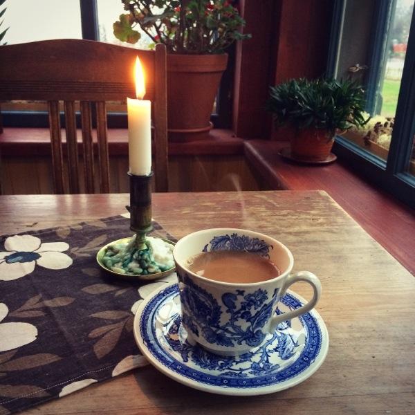 Café Skyttepaviljongen är en liten pärla på lugnet.
