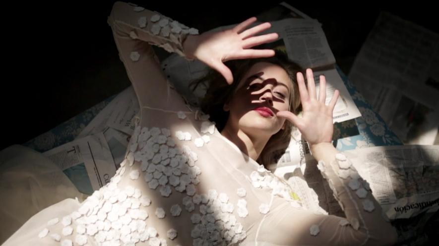 Katarina Grey-Blanche Fashion Film