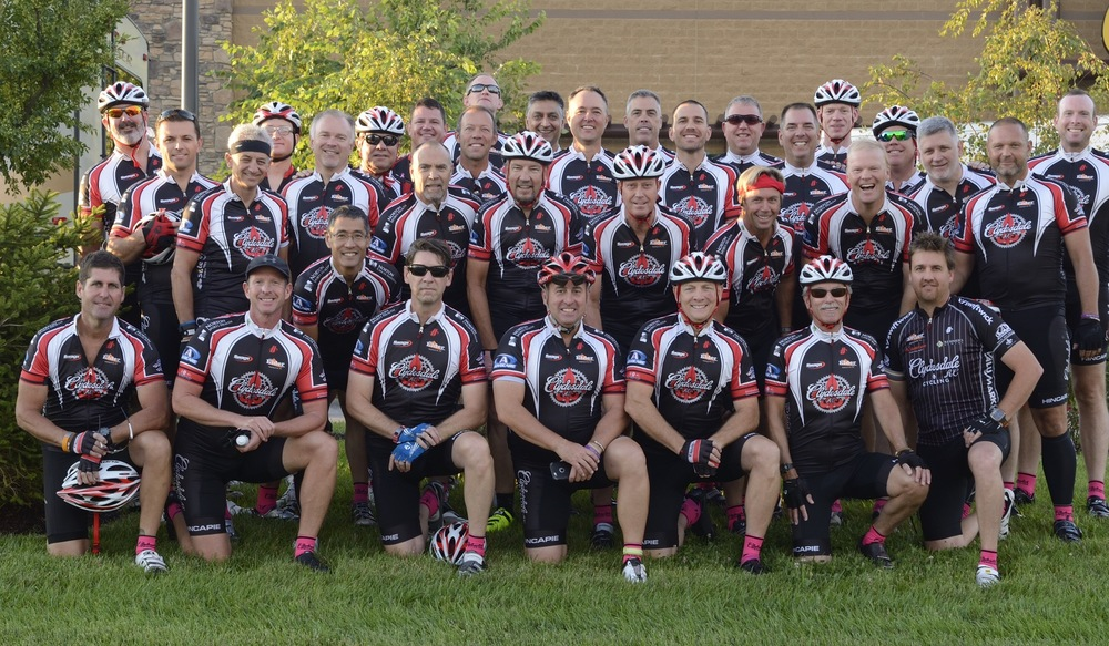 2015 Bike To Beat Cancer Ride