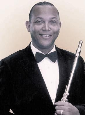 Flutist, William C. Marlowe