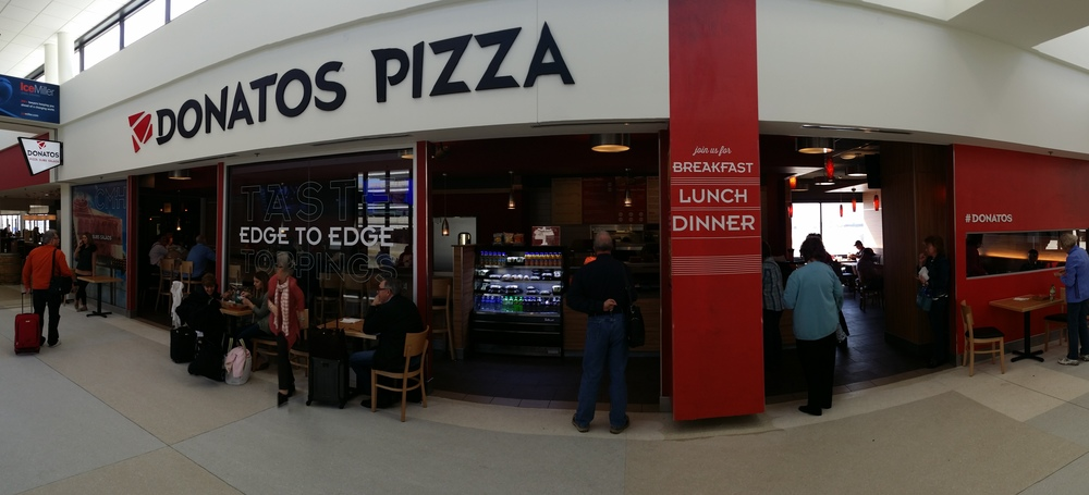 Donatos Columbus Regional Airport