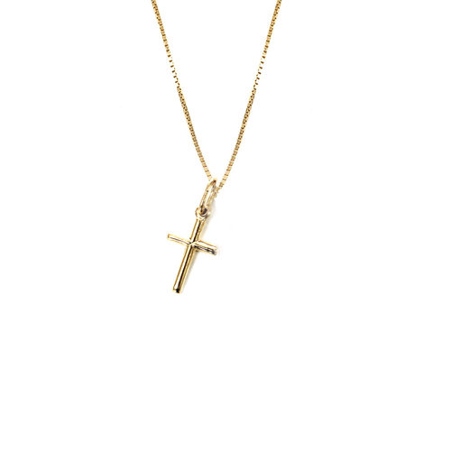 The cross pendant necklace the m jewelers the cross pendant necklace aloadofball Choice Image