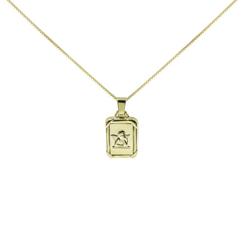 The doux angel pendant the m jewelers the doux angel pendant aloadofball Image collections