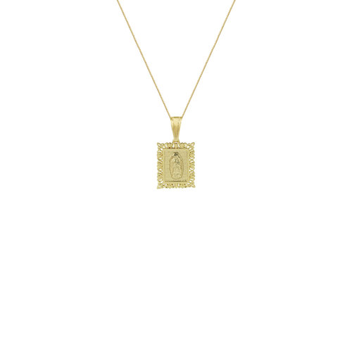 The Taxco Guadalupe Pendant Necklace The M Jewelers