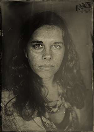 Image by Adrian Whipp, Lumiere Tintype Photography