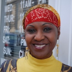 <b>Ida Mamusu</b><br><i>Chef/Teacher</i>