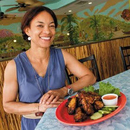 <b>Carena Ives</b><br><i>Jamaica House and Carena's Jamaican Grille</i>