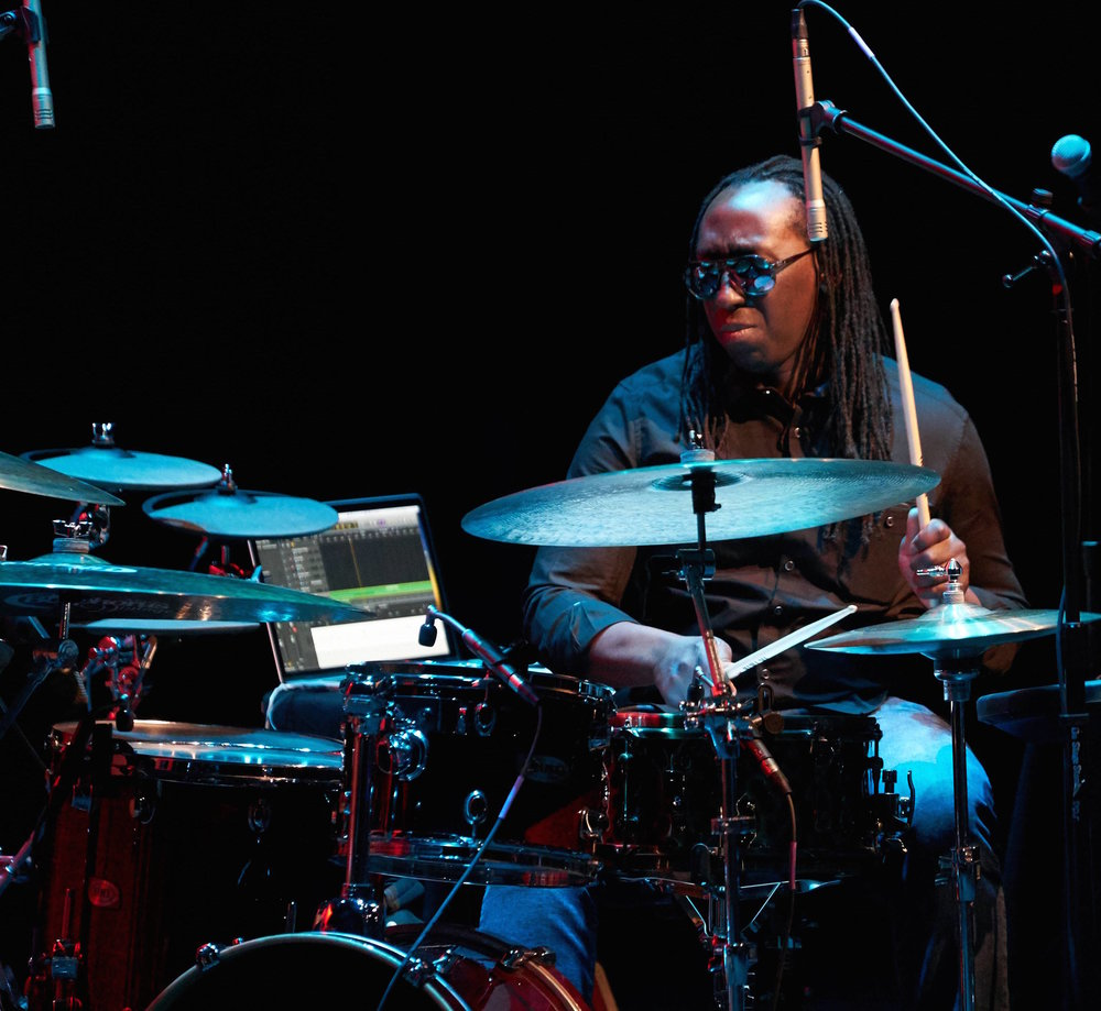 Sean Jefferson - Founder, Program Director, Drums