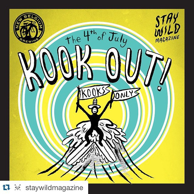 Need something to do today? Head to Pacific City, Oregon! 🇺🇸#merica #bluebearoutside #mtstyle #kooks #freedom  Repost @staywildmagazine with @repostapp. ・・・ See you at the 4th of July #KookOut  Surf Contest & Party for Total Kooks thrown together by your friends at #StayWildMagazine and @NewBelgium_PNW  Pacific City, Oregon // On The Beach // July 4th // 12-4pm // #StayWildMagazine Summer Issue Release Party // Hot Tubs by @TheOriginalNomad // Demo Boards by @FrestCoast // Prizes by @stanley_brand @mowglisurf @alohasunday @blackfernsurf @sitka_ @newbelgium @burtonsnowboards @brewdrkombucha @sonsoftrade and many more... #kookout  #kooksonly #staywild