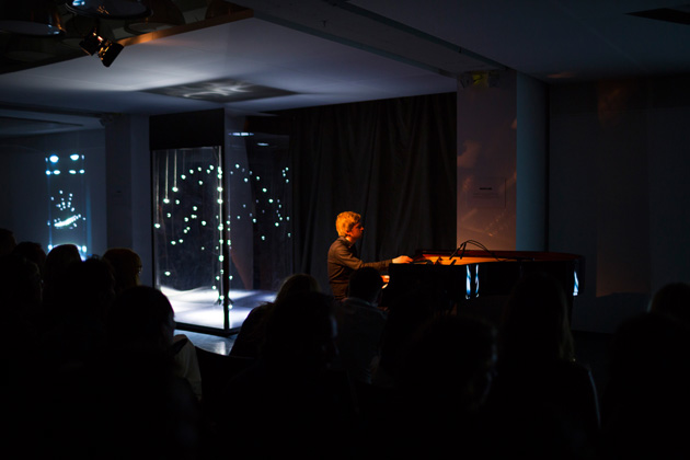 performance foto