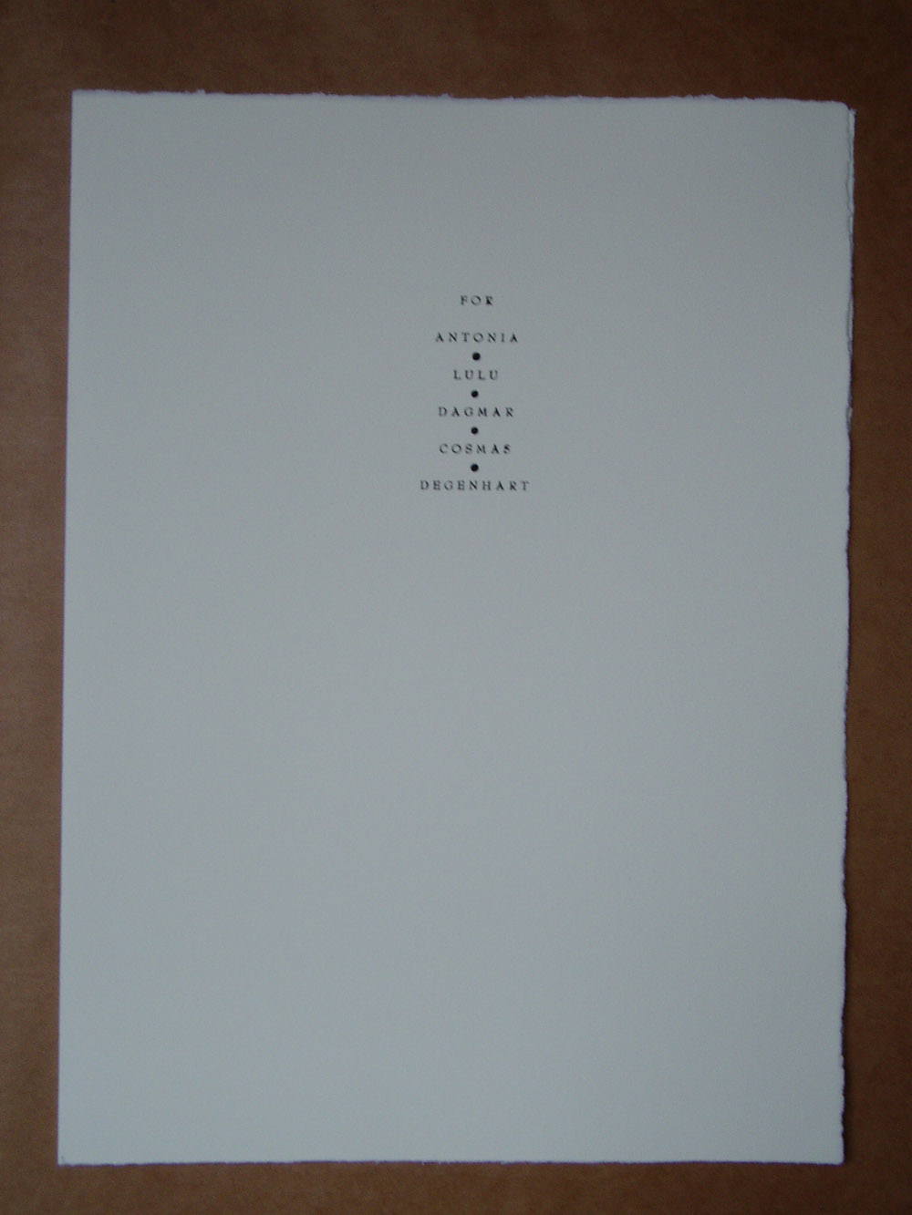 4. Hunters and Gatherers Dedication page.jpg