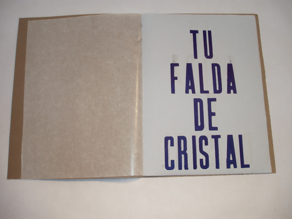 2. Tu Falda title page.jpg