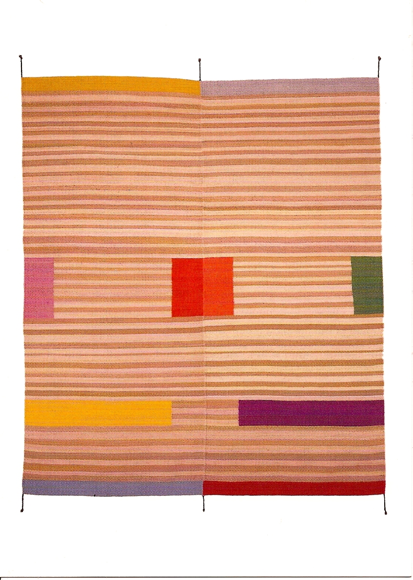 Keith Sonnier Cajun Throw II, 1998 216 x 191 inches Edition of 6 with 3 proofs
