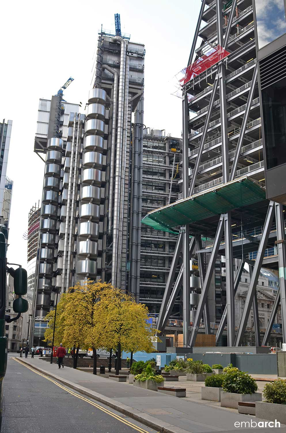 Lloyds of London - exterior