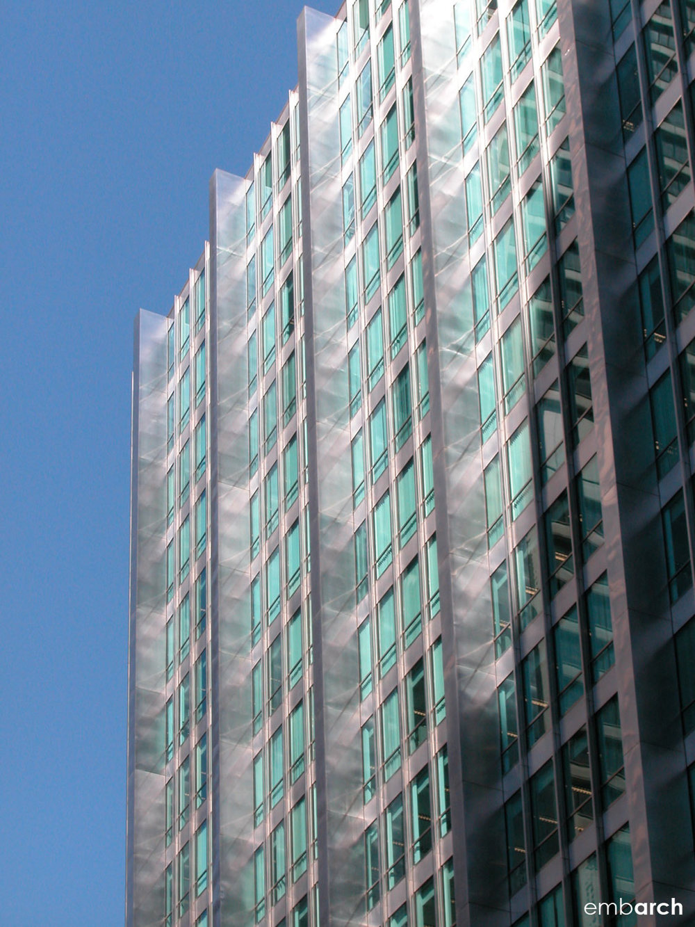 Inland Steel Building - exterior