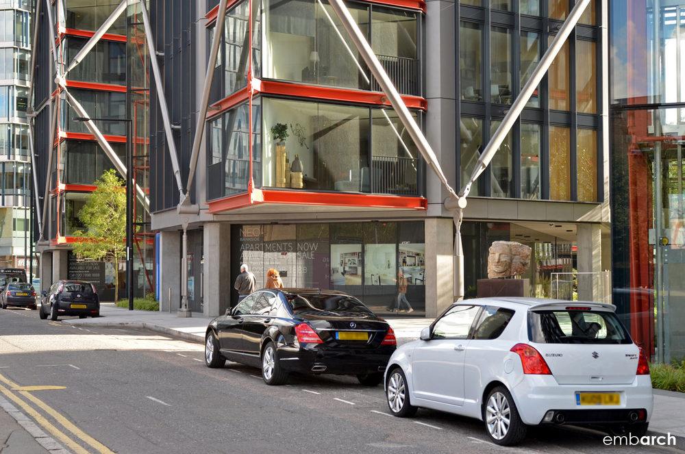 NEO Bankside - street view