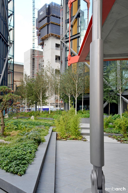 NEO Bankside - exterior walkway