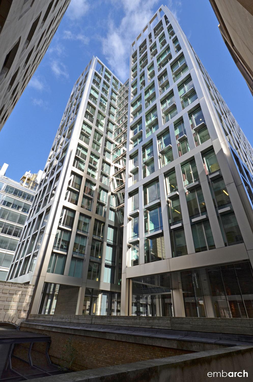 5 Aldermanbury Square - building exterior