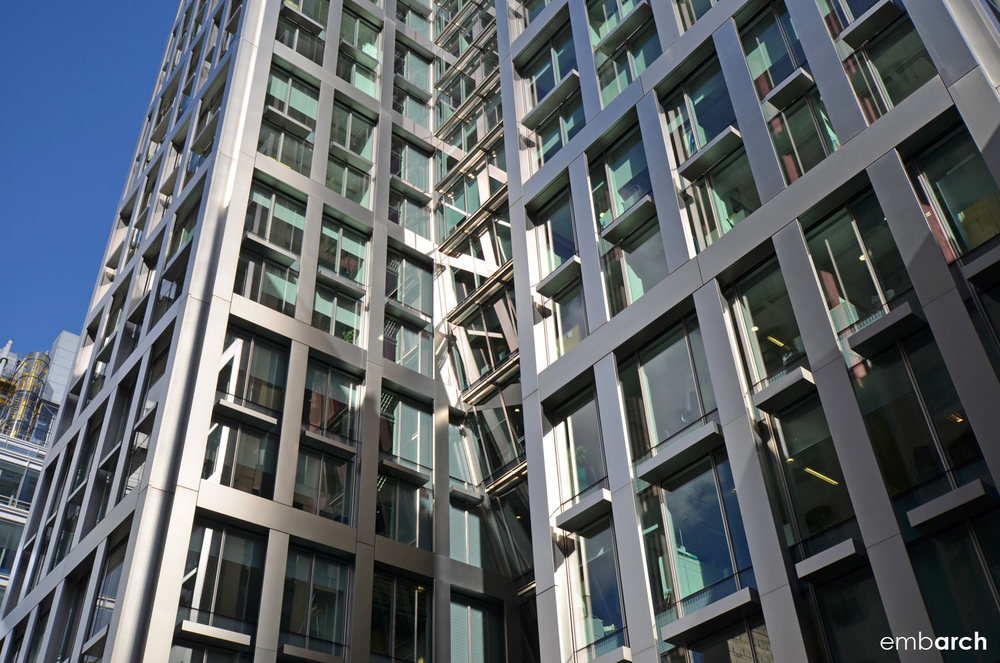 5 Aldermanbury Square - exterior