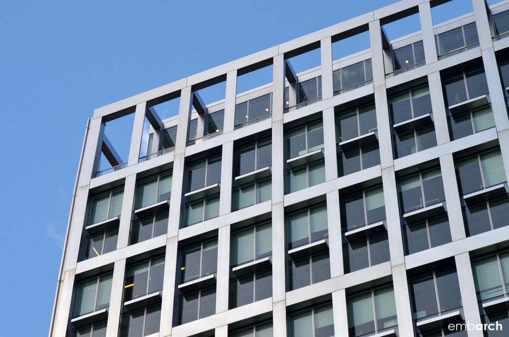 5 Aldermanbury Square - facade