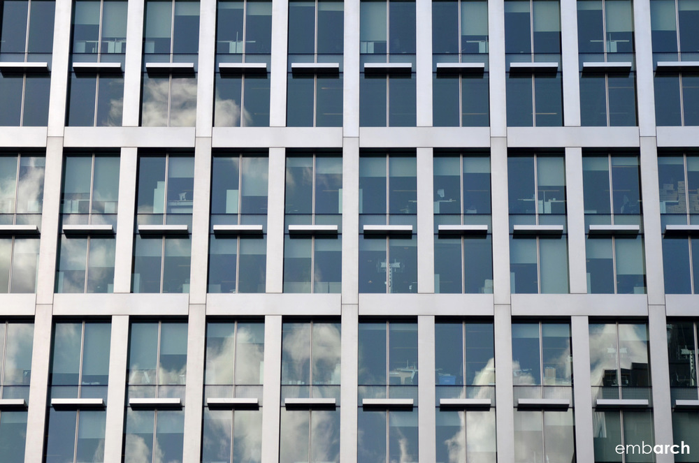 5 Aldermanbury Square - facade
